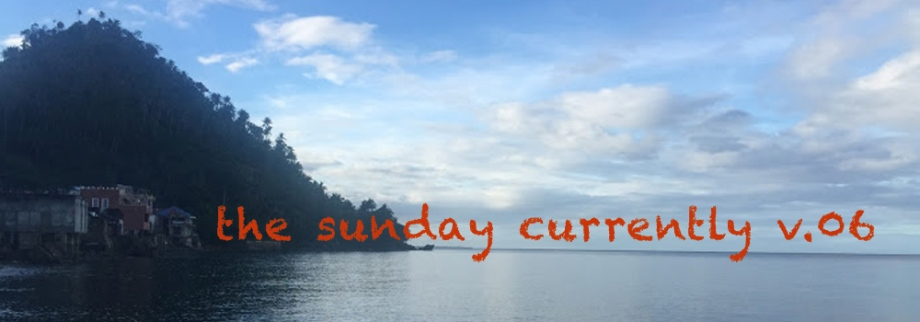 the-sunday-currently6