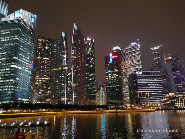 Singapore Financial District
