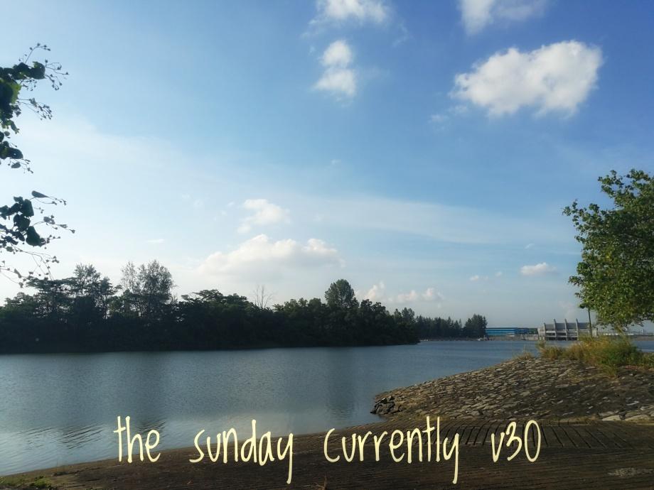The Sunday Currently V30