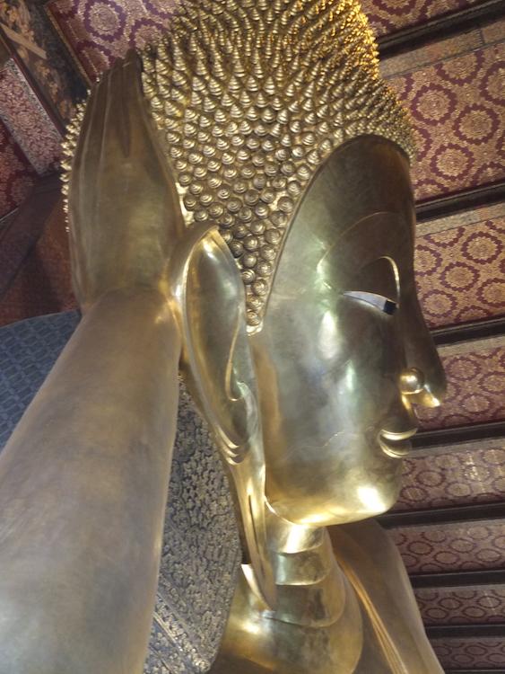Reclining-Budha