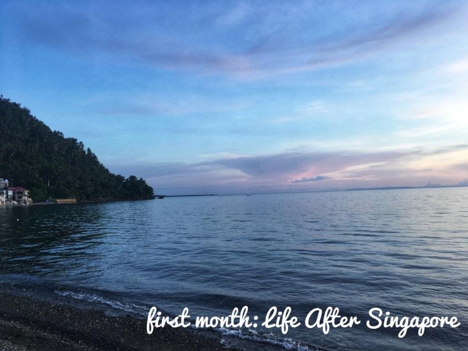 Life After Singapore