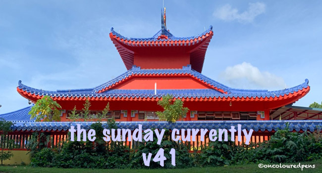 the sunday currently volume 41
